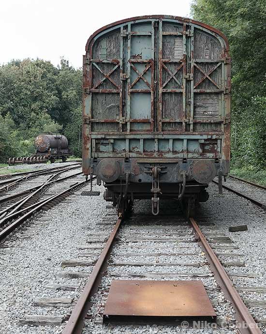 the silent wagon