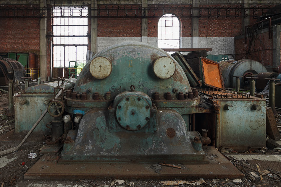 Mechanical glance